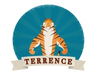 Terrence the tiger