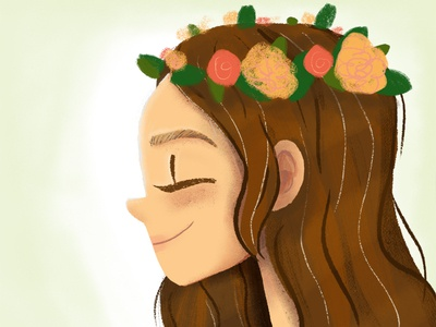 Flower Crown Cliché