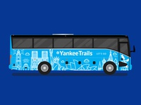 Yankee Trails Bus Design