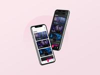 Nightlife app exploration