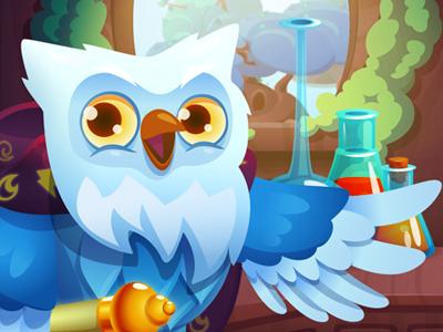 Magic Drops - 2d puzzle game design magic drops character design graphics design game vector puzzle match3 2d