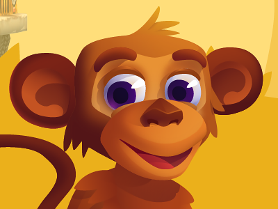 Mission Zoo - Casual game graphics design graphics design game design character design zoo animals mobile illustration game arcade 2d