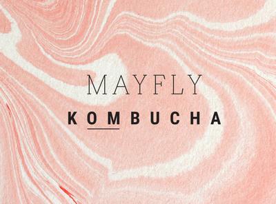 Mayfly Kombucha