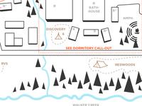NodeConf US 2014 Map