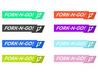 Fork n Go Ribbons