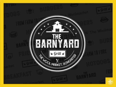 The Barnyard Grill Logo
