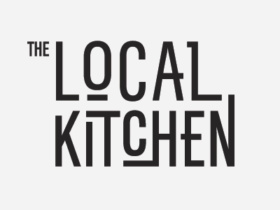 The Local Kitchen By Taylor Pfeifer For Fancy On Dribbble