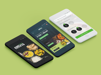 Home Tiffin App Design