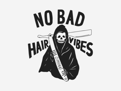 No Bad Hair Vibes