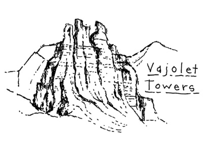 Vajolet Towers