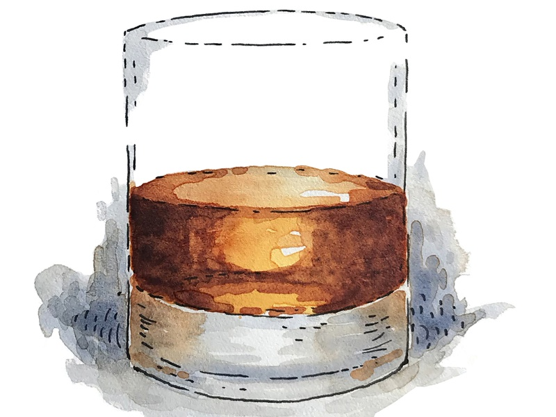 Bourbon, Neat