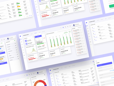 CRM System branding graphic design illustration dashboard design analytics dashboard ui design dashboard ui kit crm dashboard ui app clean ux ui