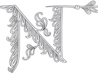 Reconstruction of Menhart´s initial N