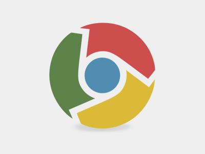 Google Chrome Icon [No Shading] google chrome icon