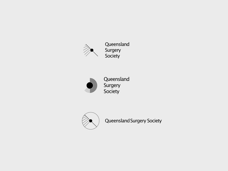 Queensland Surgery Society branding logo