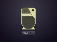 Nicole SD 880C