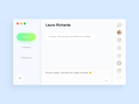 WeChat for Mac - Redesign