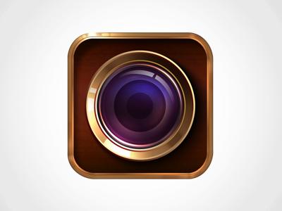 Test Camera Icon