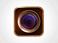 Test Camera Icon icon app icon camera