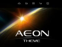 AEON Futuristic Theme For Wordpress