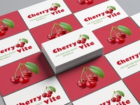 Cherry Vite Logo Design