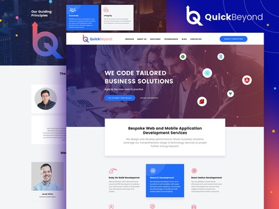 Quickbeyond Technology