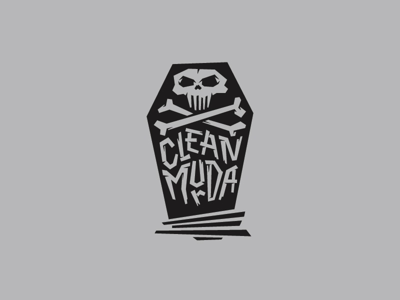 Cleanmurda logo alternatives low for dribble 01
