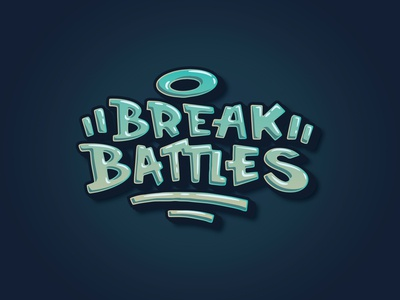 Break Battles logotype 3