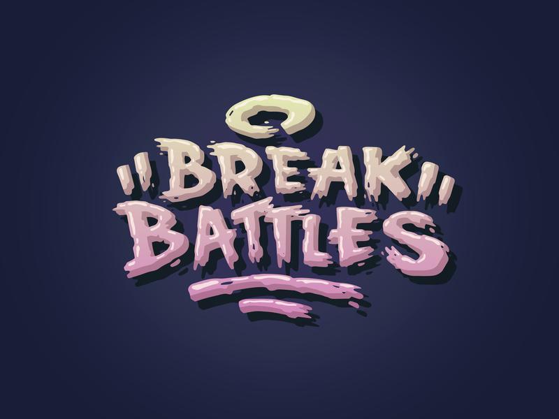 Break Battles logotype 4