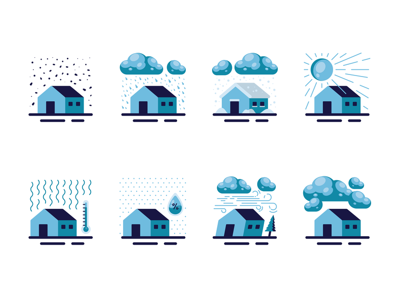 Weather Condition Icons