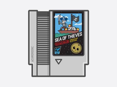 CS19 NES Game Cartridge
