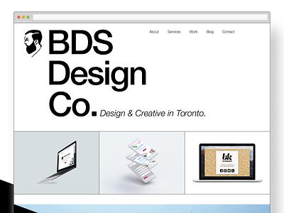 BDS Design Co. Original Design ux designer ux design website design web design website concept website ux ui design