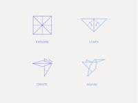 Origami Concept