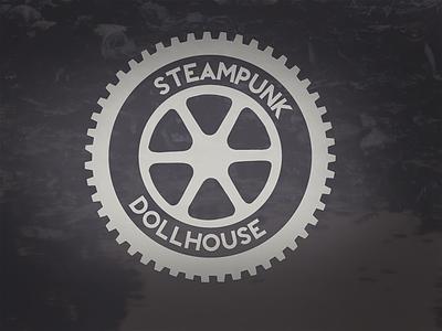 Steampunk Dollhouse logo podcast
