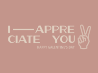 Galentine's Day Wing-dingin'