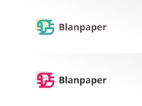Blanpaper Logo (rejected)