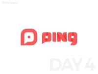Thirty Logos #4 : Ping