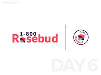 Thirty Logos #6 : 1-800-Rosebud