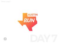 Thirty Logos #7 : Austin Run