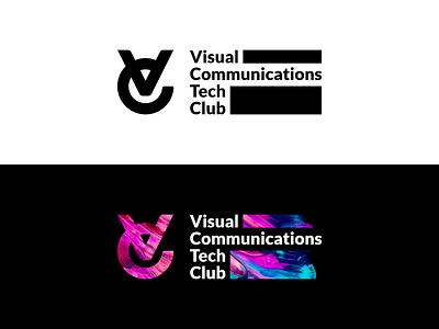 VCT Club 1 icon 2d design vector simple flat minimalistic logo
