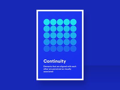 Continuity design thinking ux principles principles design ux ui