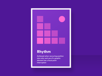 Rhythm graphic  design posters graphic poster design ux ui
