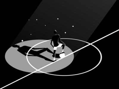 Nerd-ball illustration