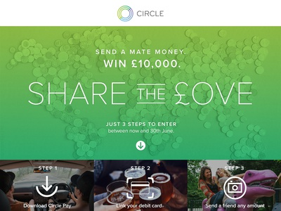 Share the £ove