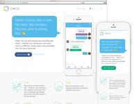 Lp desktop mobile homepage