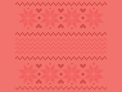 cozy pattern sweater winter pattern winter pattern design nordic cozy christmas pattern