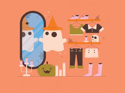 you're so bootiful pants pumpkin candle skull fashion clothes webs spider mirror boo ghost