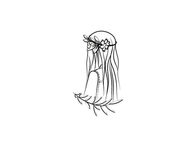 Flower Crown By Marisa Schoen On Dribbble