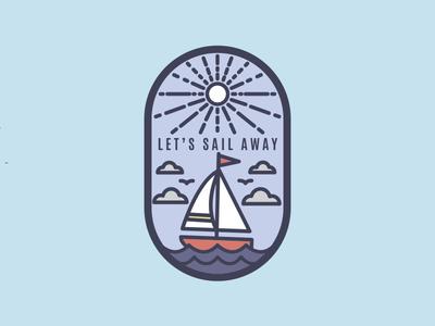 let's sail away