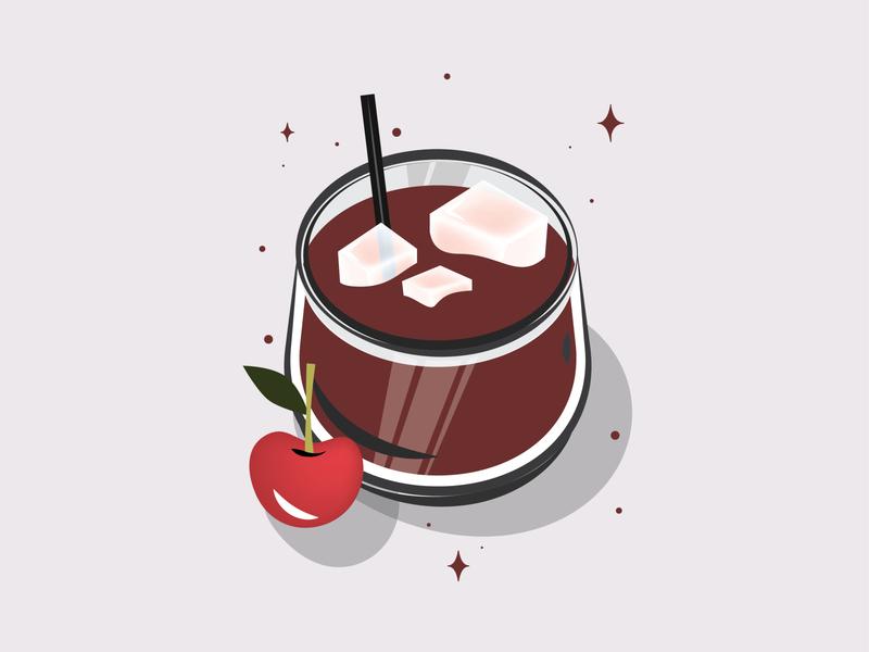 cheers! menubar menu drinks cheer alcohol cherry cup glass beverage cocktail drink cheers